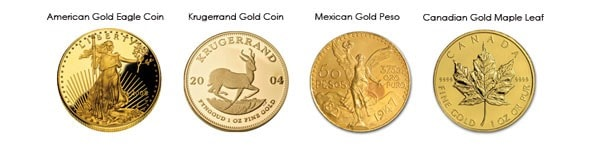 Houston Gold Merchants Gold Coin Diagram