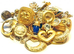 sell your scrap gold