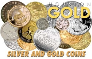 Houston Silver and Gold Coins Buyer
