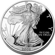 American Silver Eagles are available from Houston Gold Merchants