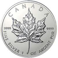 Canadian Maple Leafs are available at Houston Gold Merchants