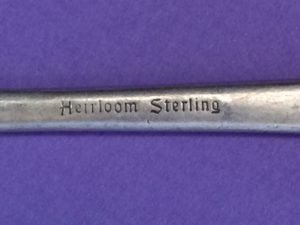 """Finding the word """"Sterling"""" is critical."""